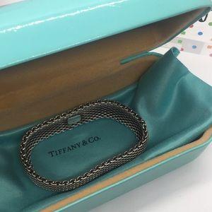 Tiffany & Co. Jewelry - Tiffany Somerset Mesh Bracelet